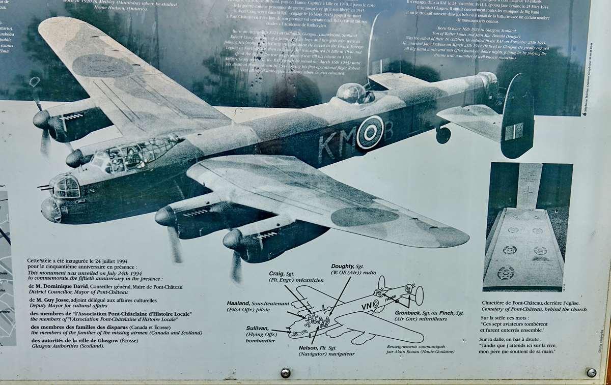 Hommage à l'équipage du Lancaster 863 _cop4891