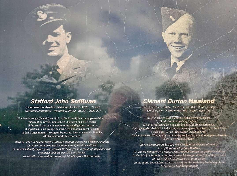 Hommage à l'équipage du Lancaster 863 _cop4892
