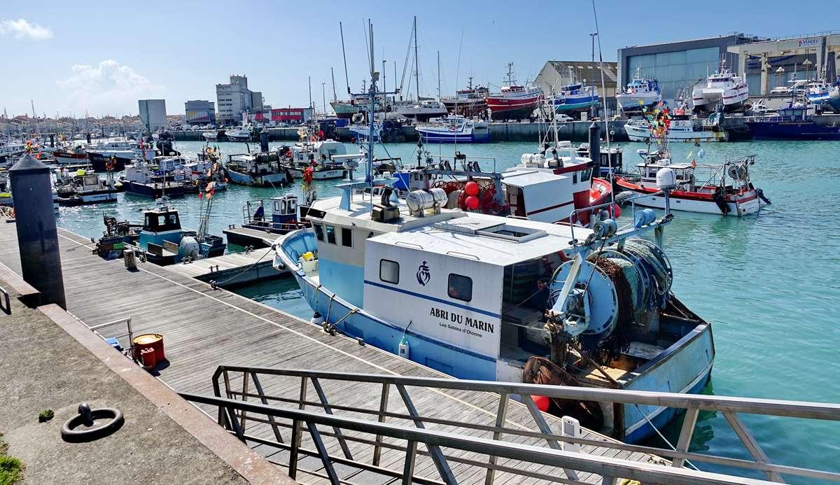 [VIE DES PORTS] Quelques bateaux de pêche (sur nos côtes Françaises) - Page 9 _cop5181