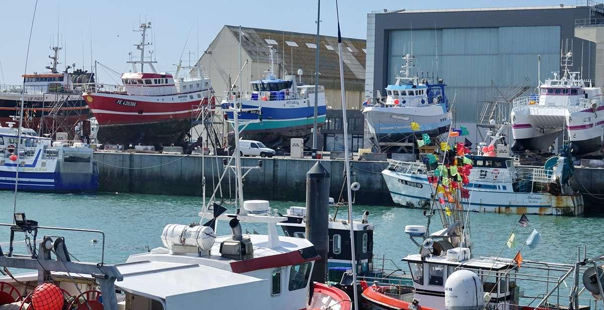 [VIE DES PORTS] Quelques bateaux de pêche (sur nos côtes Françaises) - Page 9 _cop5183
