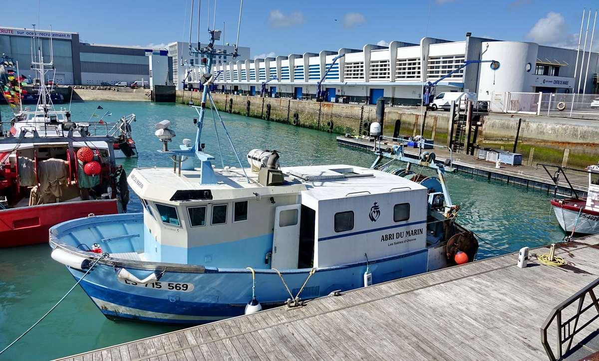 [VIE DES PORTS] Quelques bateaux de pêche (sur nos côtes Françaises) - Page 9 _cop5185