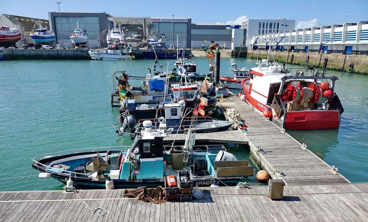 [VIE DES PORTS] Quelques bateaux de pêche (sur nos côtes Françaises) - Page 9 _cop5190