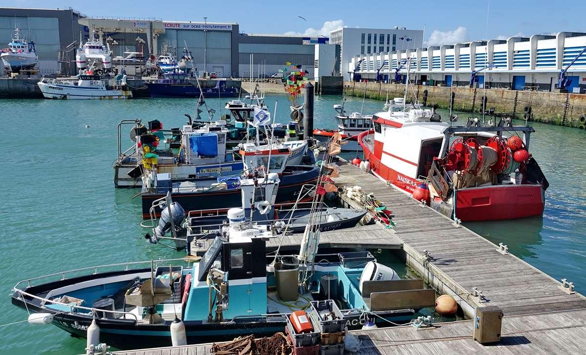 [VIE DES PORTS] Quelques bateaux de pêche (sur nos côtes Françaises) - Page 9 _cop5191