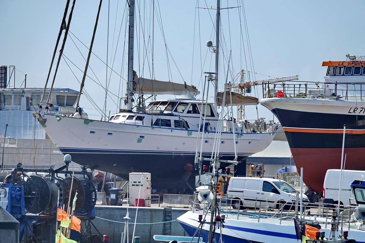 [VIE DES PORTS] Quelques bateaux de pêche (sur nos côtes Françaises) - Page 9 _cop5198