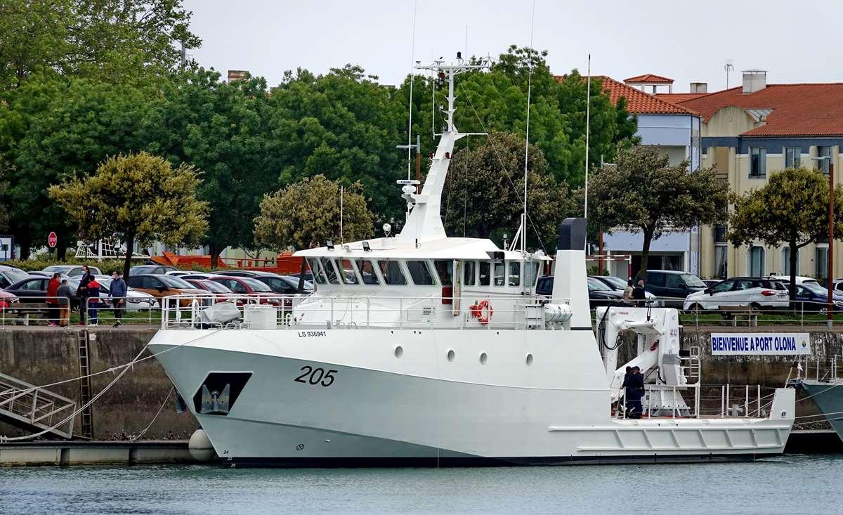 [Vie des ports] Port des SABLES D'OLONNE _cop5243