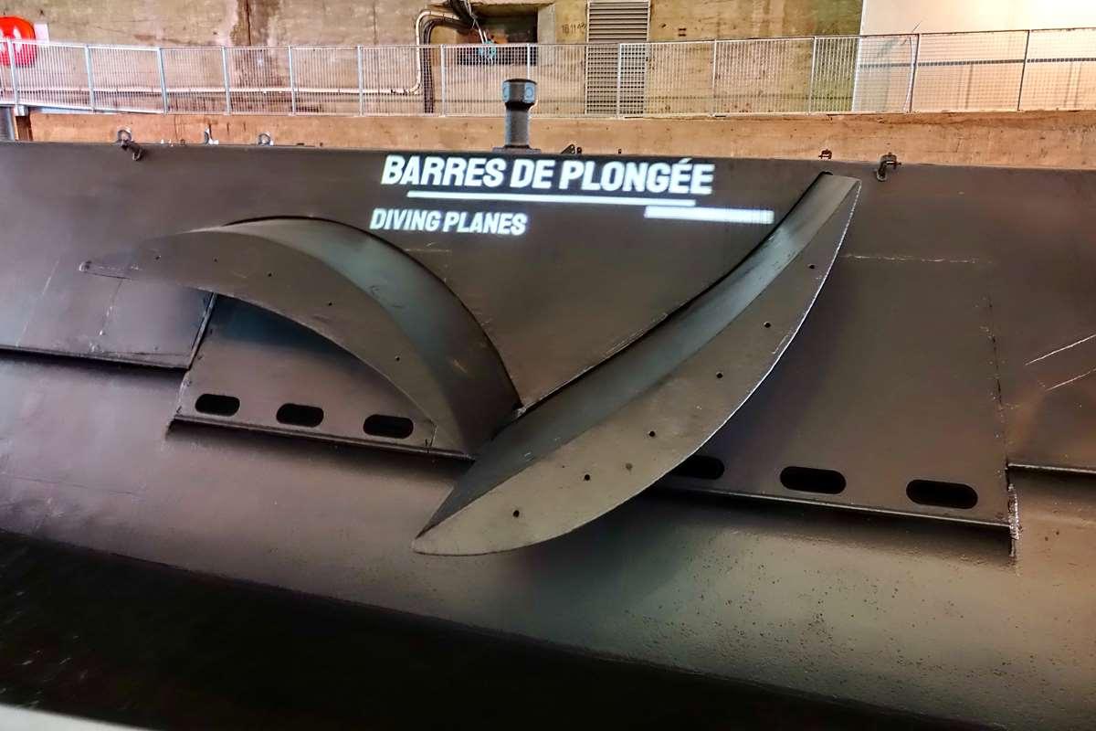 [ Les musées en rapport avec la Marine ] Sous-Marin Espadon (Saint-Nazaire). - Page 2 _cop7922