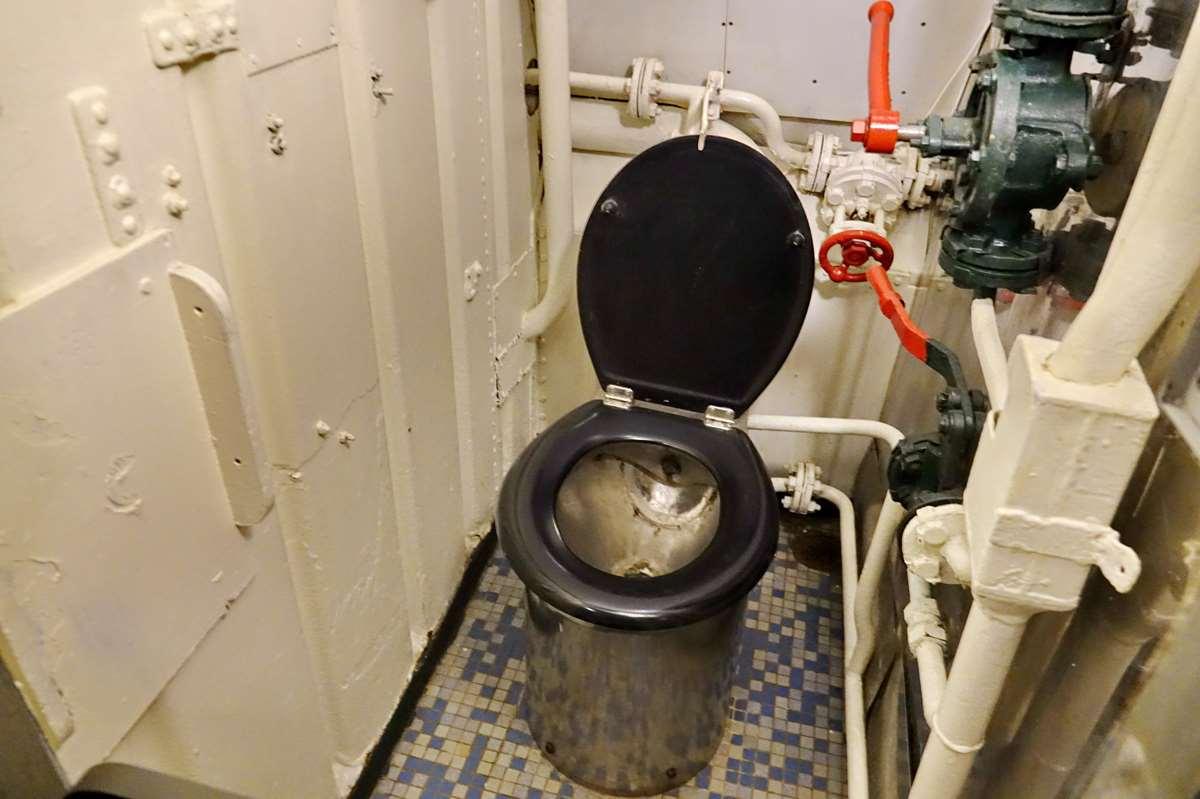 [ Les musées en rapport avec la Marine ] Sous-Marin Espadon (Saint-Nazaire). - Page 2 _cop7958