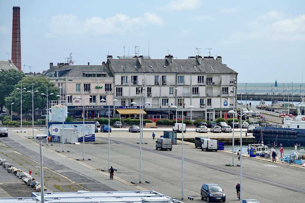 [Vie des ports] Port de Saint Nazaire - Page 7 _cop7963