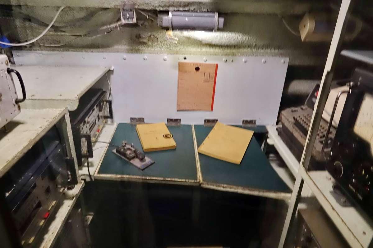 [ Les musées en rapport avec la Marine ] Sous-Marin Espadon (Saint-Nazaire). - Page 2 _cop8024
