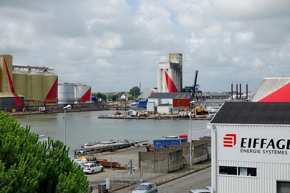 [Vie des ports] Port de Saint Nazaire - Page 8 _cop8169
