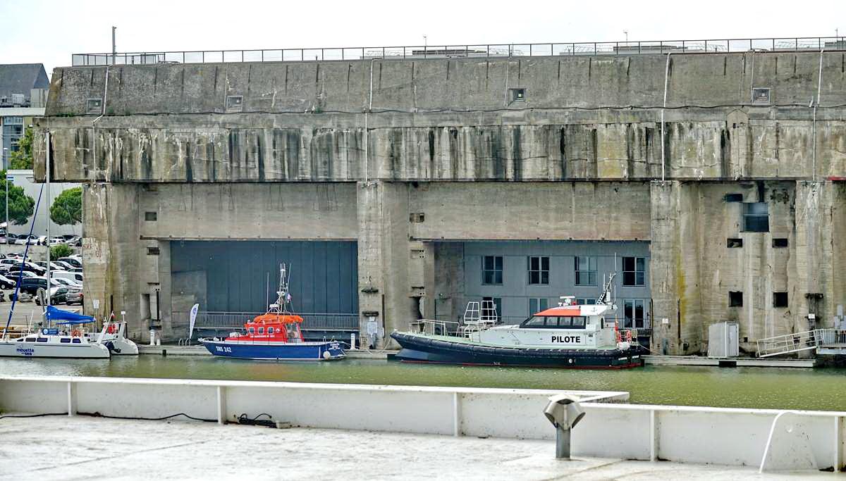 [Vie des ports] Port de Saint Nazaire - Page 8 _cop8170