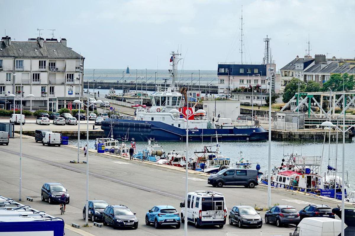 [Vie des ports] Port de Saint Nazaire - Page 8 _cop8173