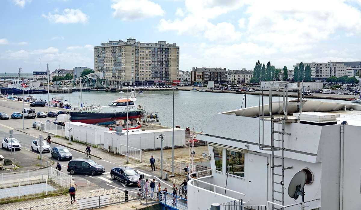 [Vie des ports] Port de Saint Nazaire - Page 8 _cop8174
