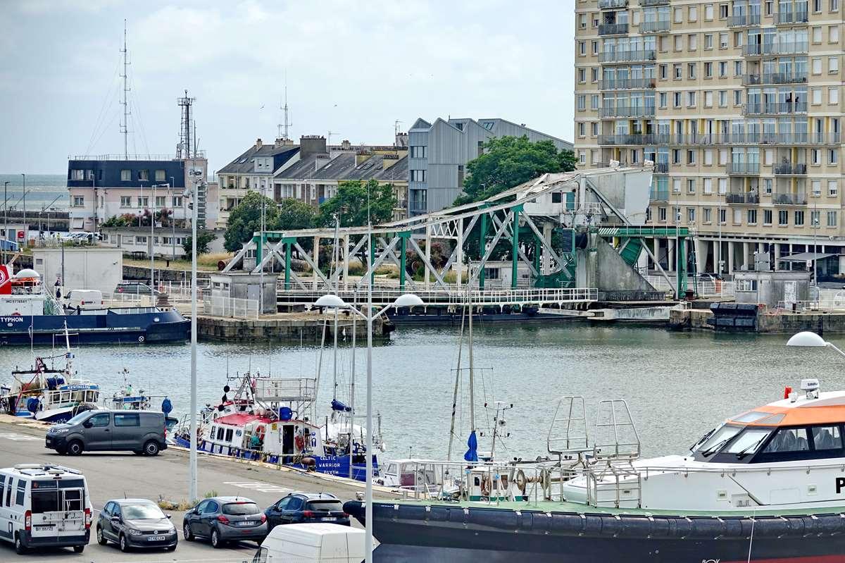 [Vie des ports] Port de Saint Nazaire - Page 8 _cop8175