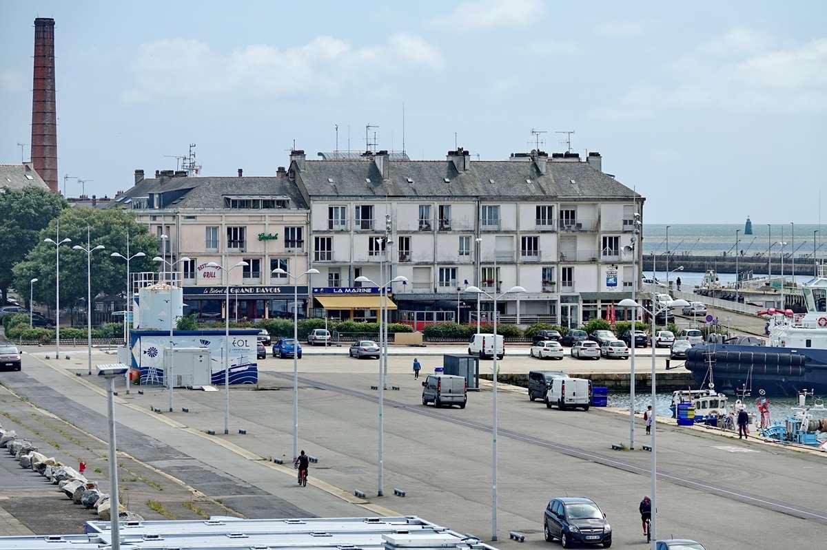 [Vie des ports] Port de Saint Nazaire - Page 8 _cop8176