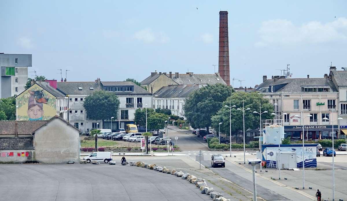 [Vie des ports] Port de Saint Nazaire - Page 8 _cop8178
