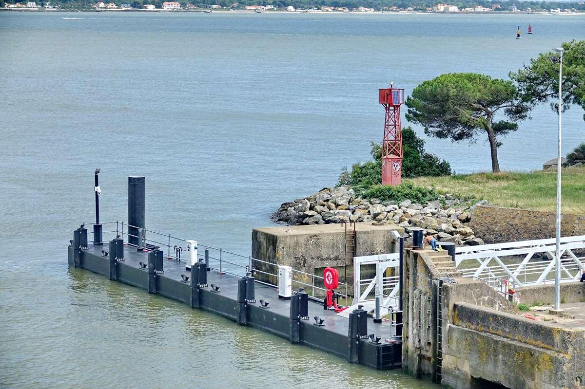 [Vie des ports] Port de Saint Nazaire - Page 8 _cop8188