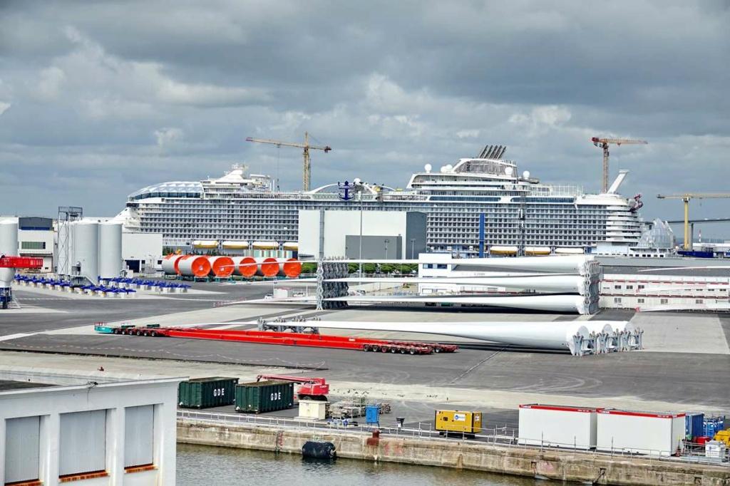[Vie des ports] Port de Saint Nazaire - Page 8 _cop8381