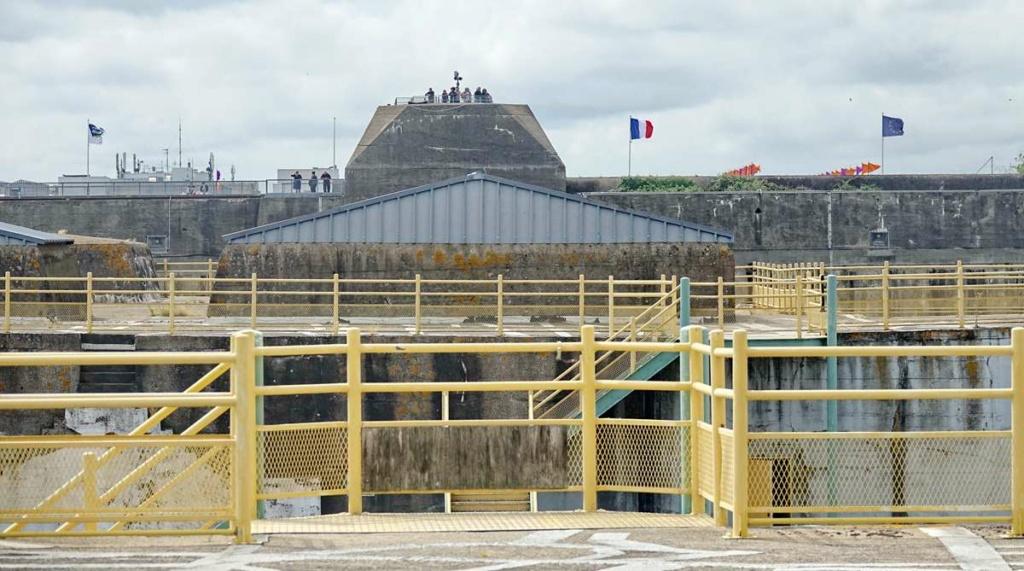 [Vie des ports] Port de Saint Nazaire - Page 8 _cop8396
