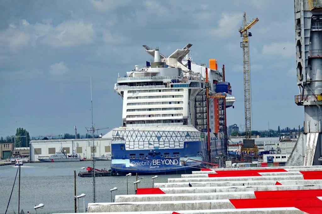 [Vie des ports] Port de Saint Nazaire - Page 8 _cop8407