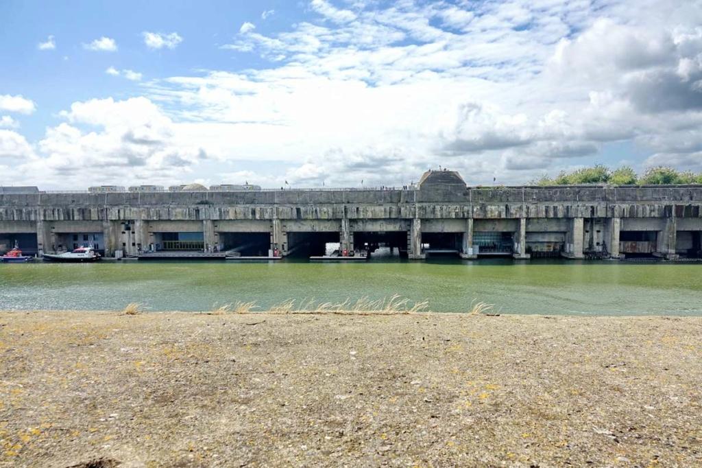 [Vie des ports] Port de Saint Nazaire - Page 8 _cop8499