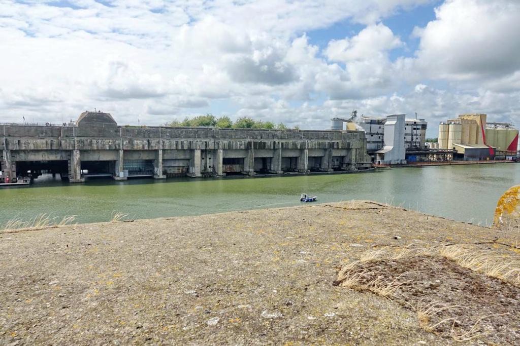 [Vie des ports] Port de Saint Nazaire - Page 8 _cop8501