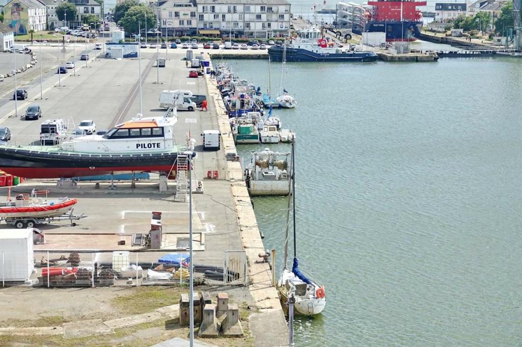 [Vie des ports] Port de Saint Nazaire - Page 8 _cop8511