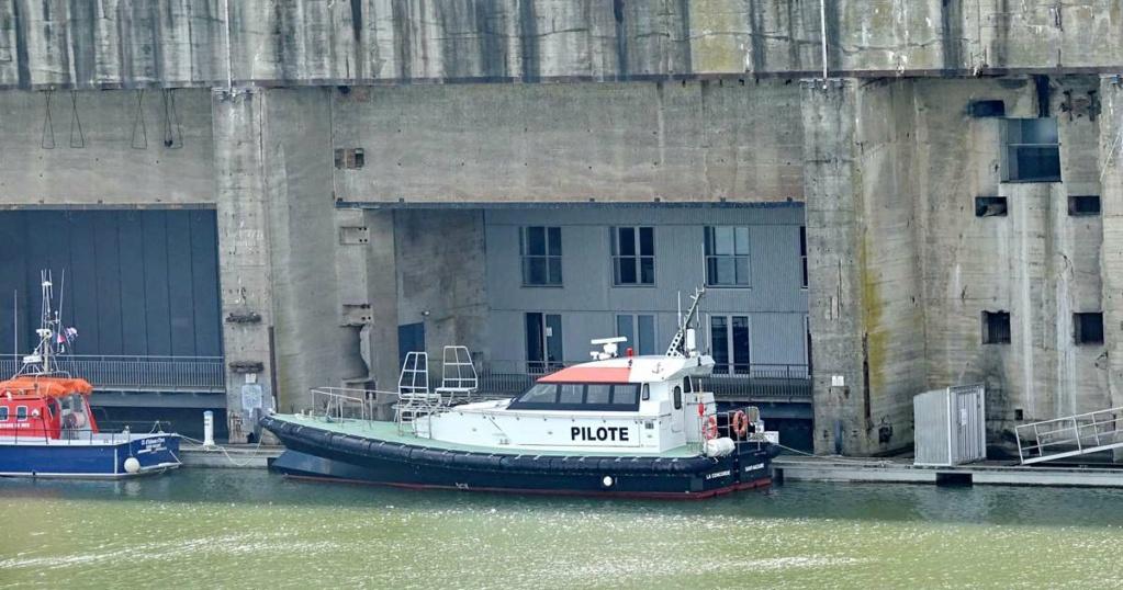 [Vie des ports] Port de Saint Nazaire - Page 8 _cop8515