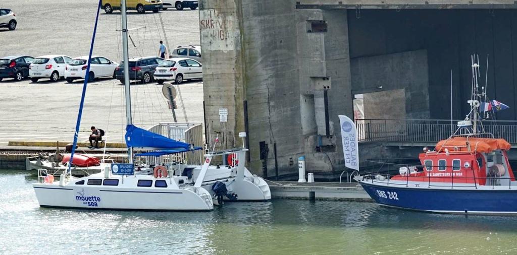 [Vie des ports] Port de Saint Nazaire - Page 8 _cop8517