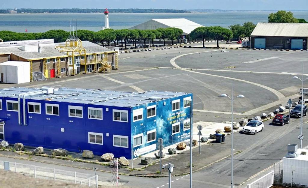 [Vie des ports] Port de Saint Nazaire - Page 8 _cop8524