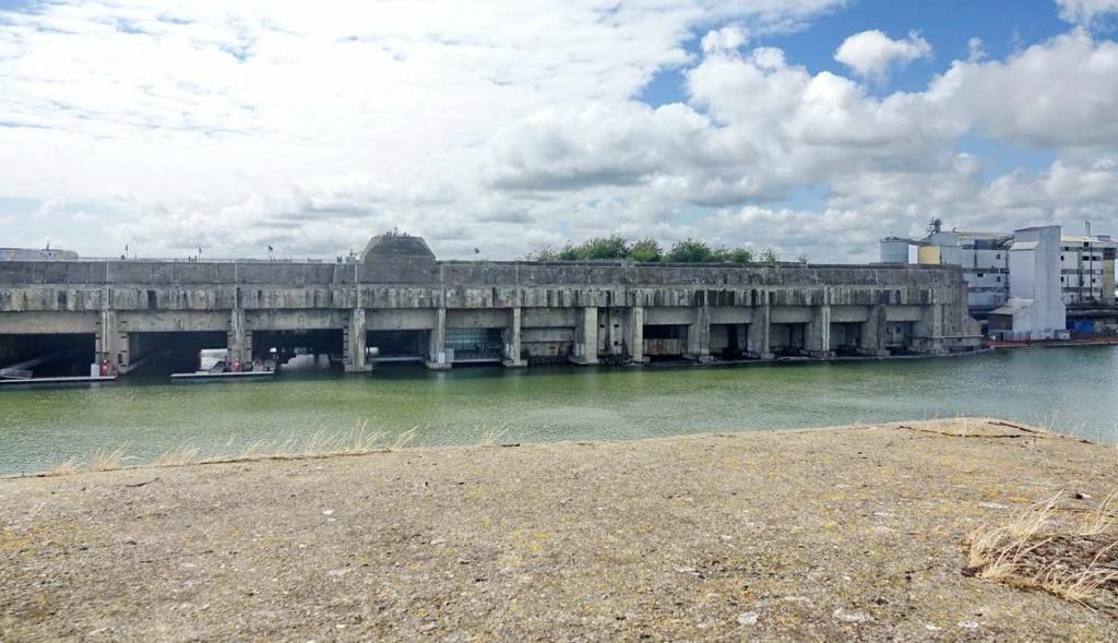 [Vie des ports] Port de Saint Nazaire - Page 8 _cop8532