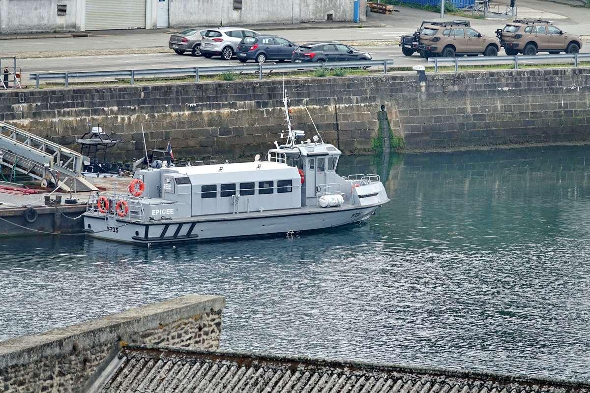[Les ports militaires de métropole] Port de BREST - TOME 3 - Page 26 _cop8621