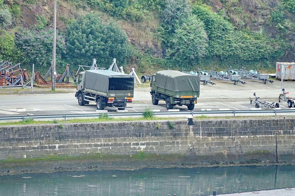 [Les ports militaires de métropole] Port de BREST - TOME 3 - Page 26 _cop8624