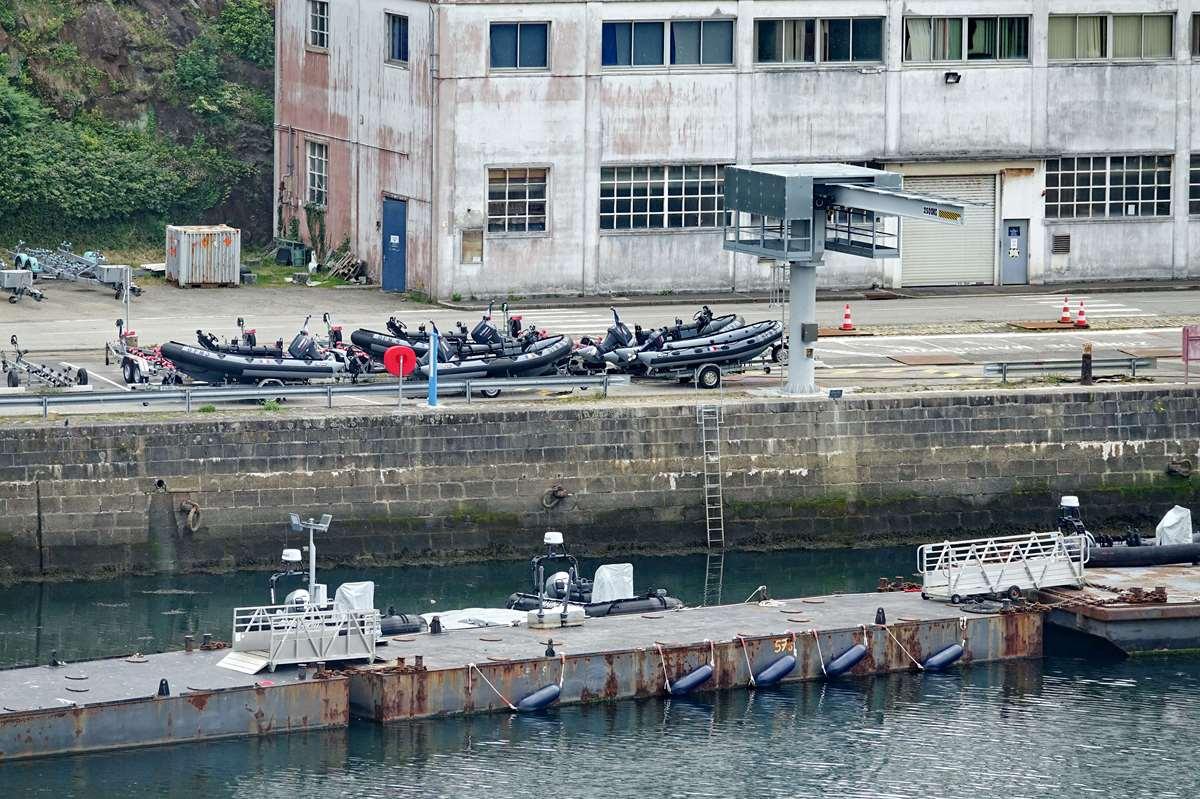 [Les ports militaires de métropole] Port de BREST - TOME 3 - Page 26 _cop8625