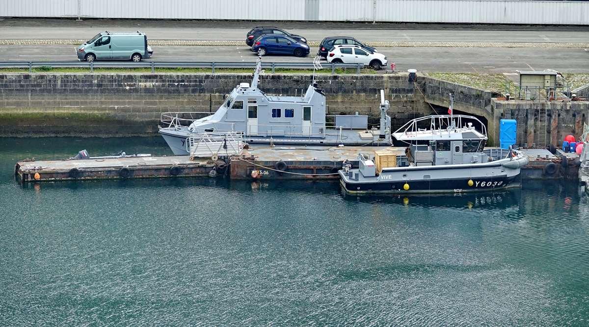 [Les ports militaires de métropole] Port de BREST - TOME 3 - Page 26 _cop8627