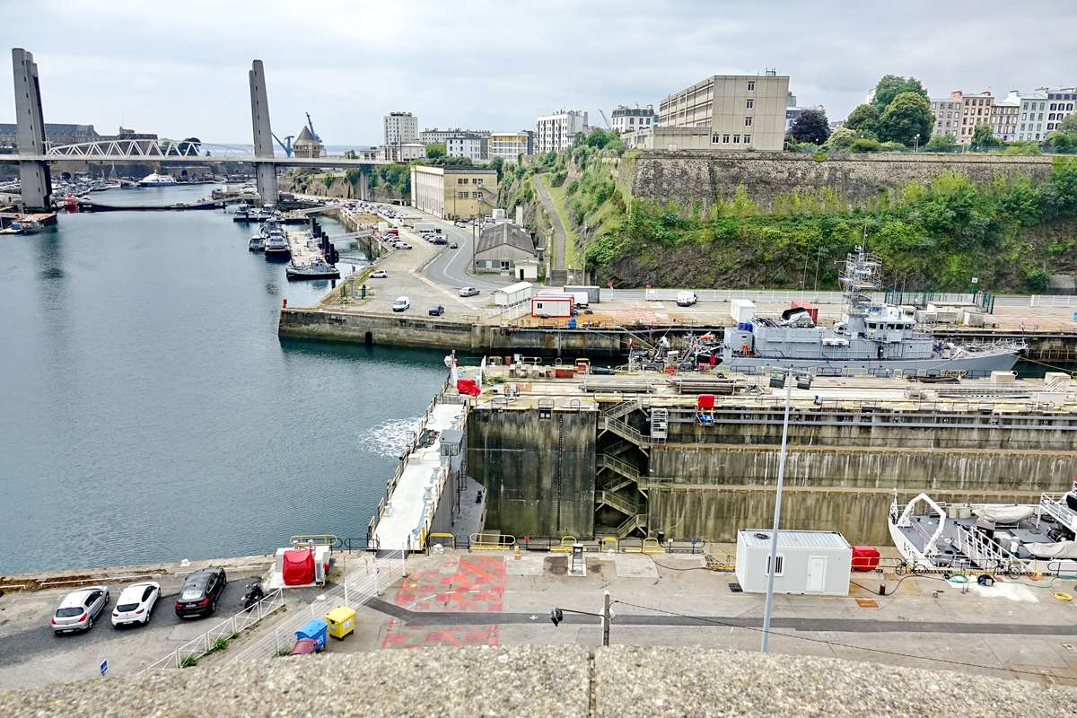 [Vie des ports] BREST Ports et rade - Volume 001 - Page 22 _cop9217