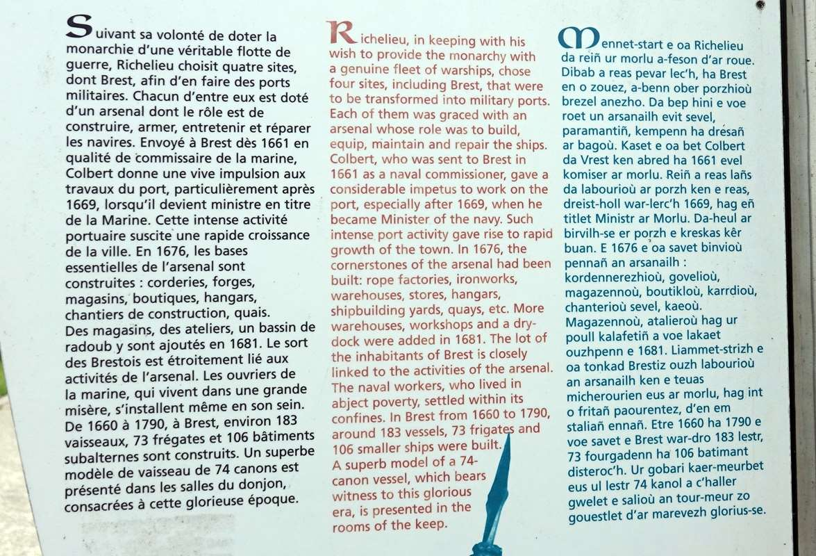 [Vie des ports] BREST Ports et rade - Volume 001 - Page 23 _cop9457