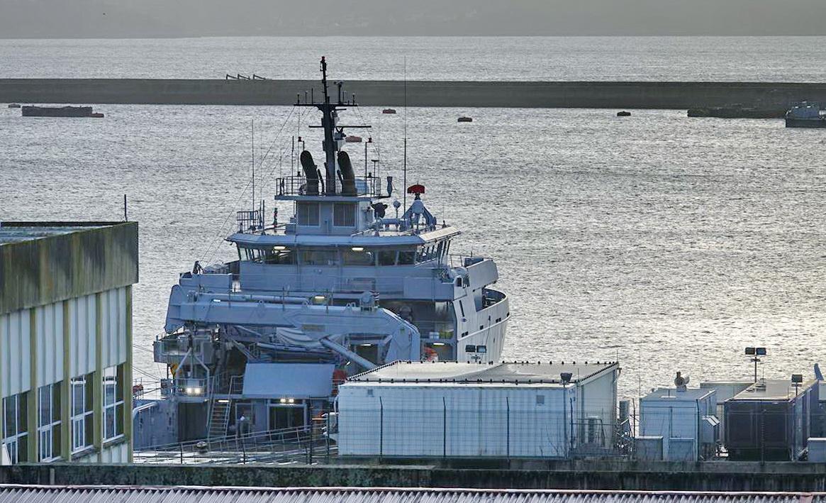 [Les ports militaires de métropole] Port de BREST - TOME 3 - Page 13 _copi774