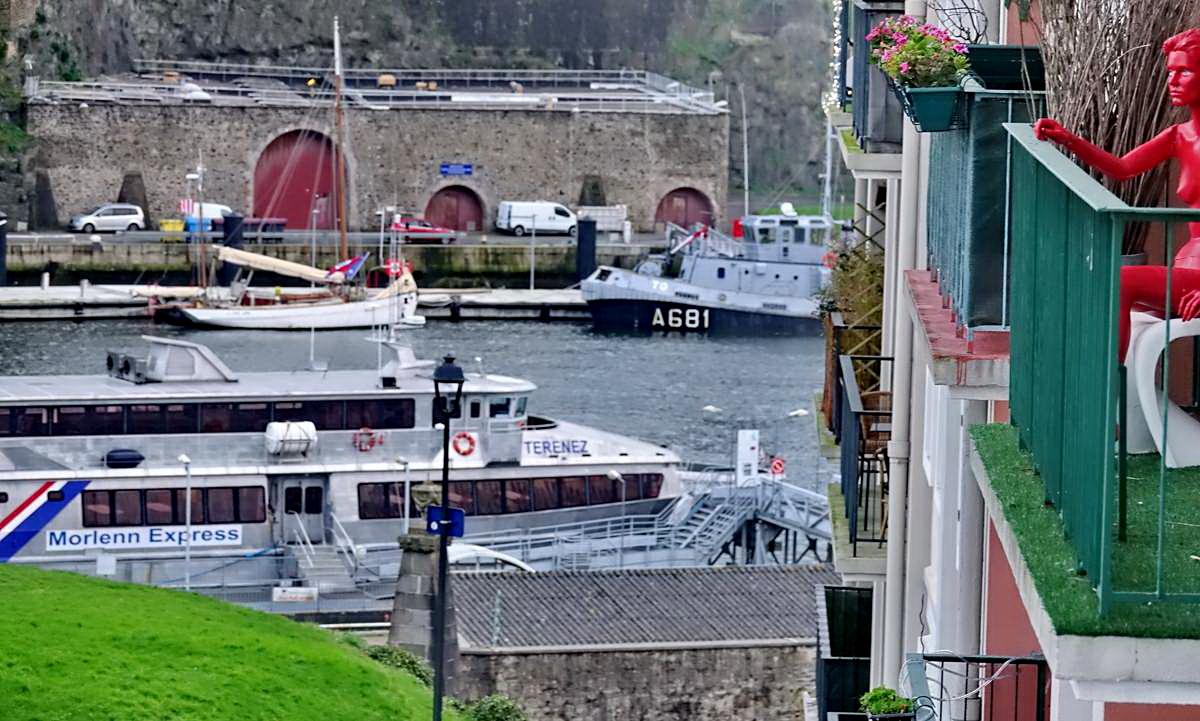 [Vie des ports] BREST Ports et rade - Volume 001 - Page 5 Brest175