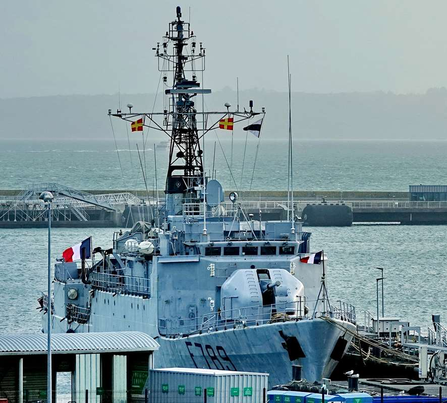 [Les ports militaires de métropole] Port de BREST - TOME 3 - Page 15 Brest_55