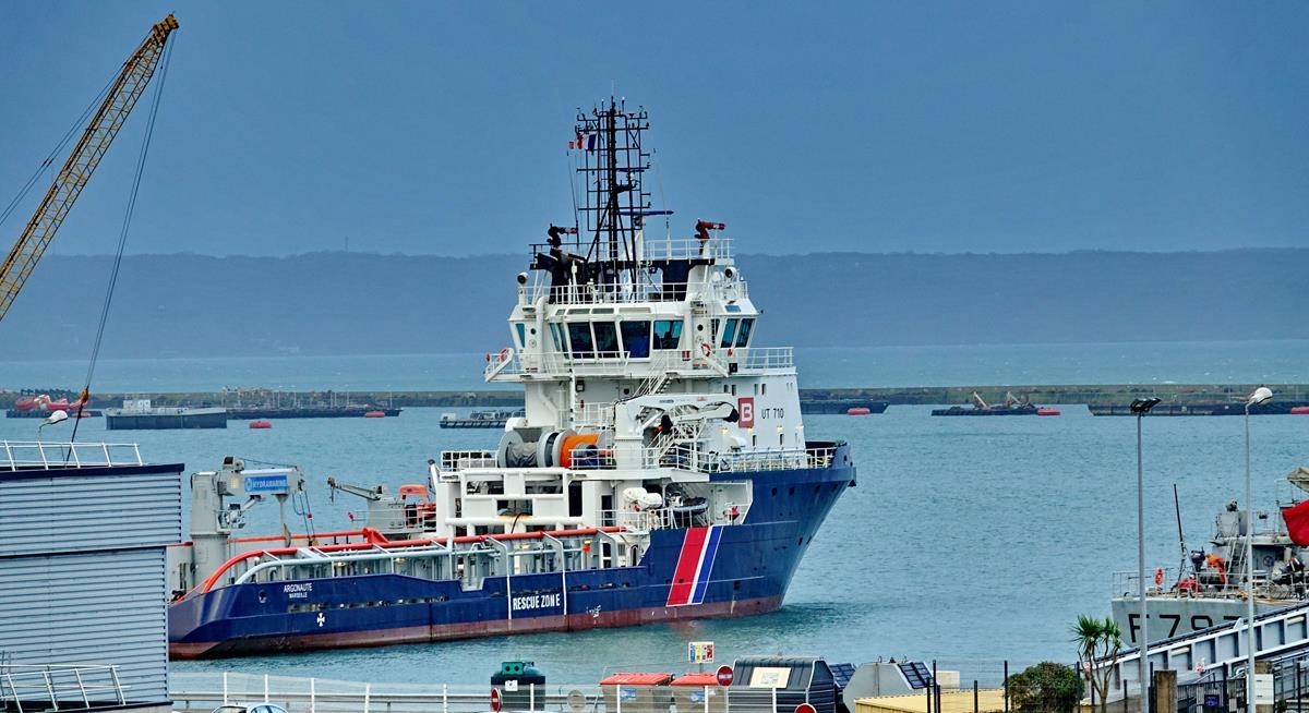 [Les ports militaires de métropole] Port de BREST - TOME 3 - Page 16 Brest_64