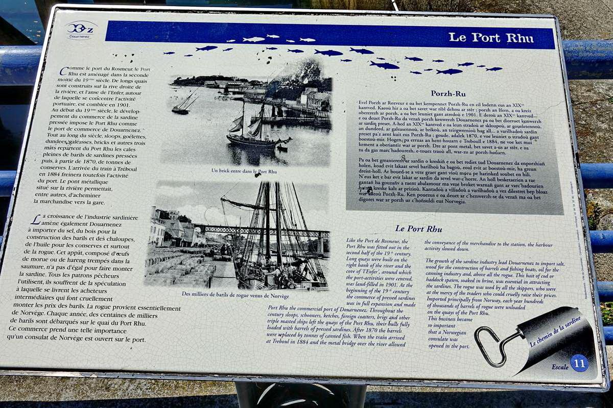 [Vie des ports] LE PORT DE DOUARNENEZ - Page 6 Dsc02892
