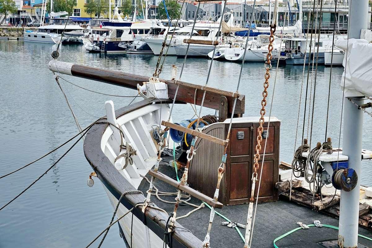 [Vie des Ports ] Port de La Rochelle  - Page 3 Dsc04394