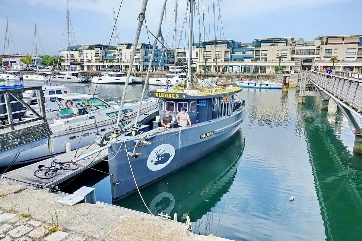 [Vie des Ports ] Port de La Rochelle  - Page 3 Dsc04675
