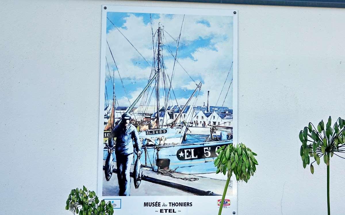 [Vie des ports] Etel d'aujourd'hui et son histoire de la pêche au thon Dsc05947