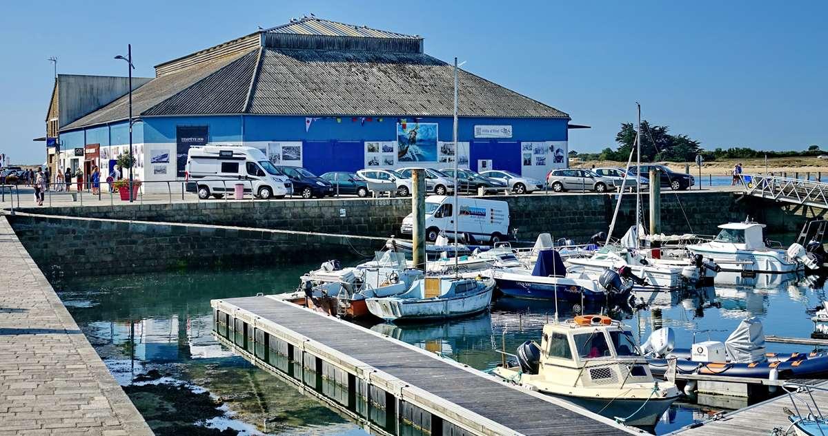 [Vie des ports] Etel d'aujourd'hui et son histoire de la pêche au thon Dsc05956