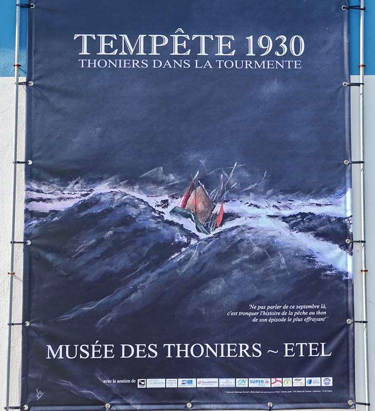 [Vie des ports] Etel d'aujourd'hui et son histoire de la pêche au thon Dsc05957