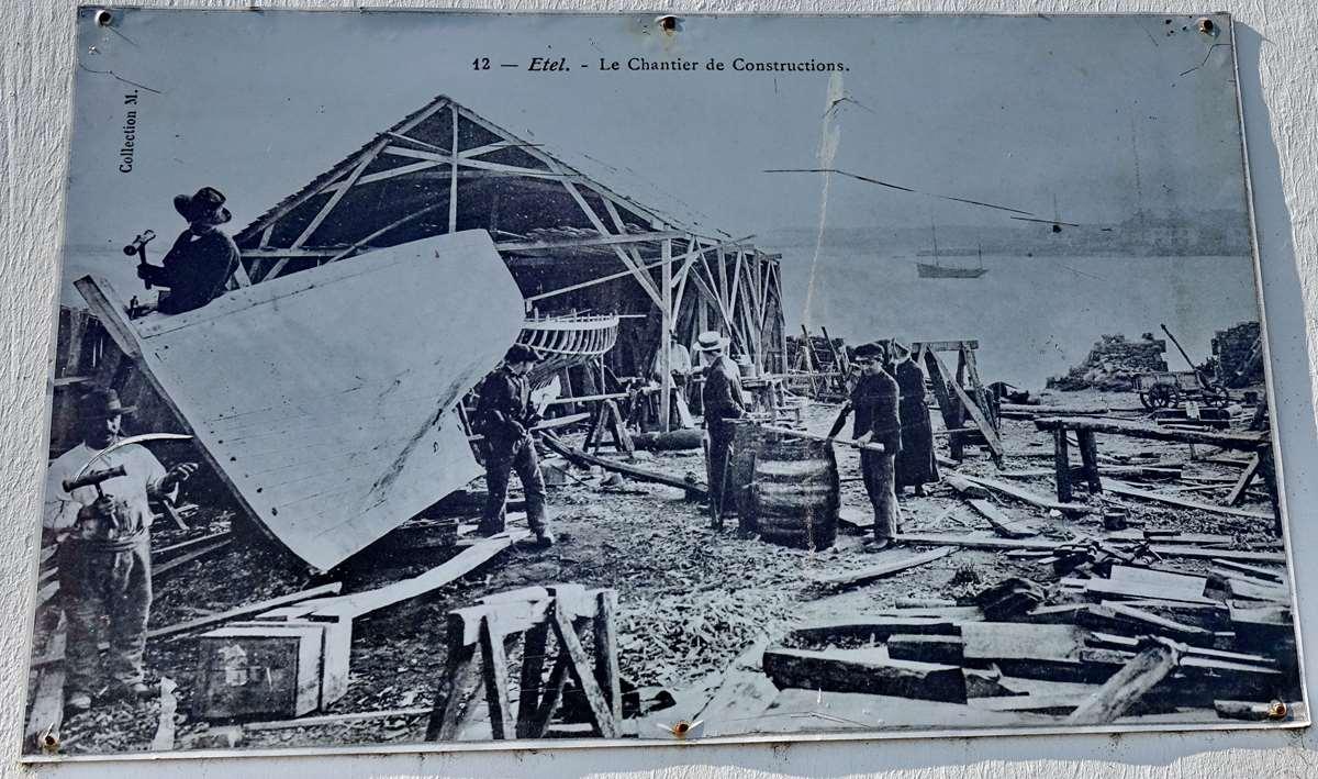 [Vie des ports] Etel d'aujourd'hui et son histoire de la pêche au thon Dsc05960