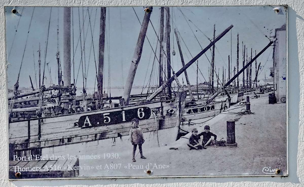 [Vie des ports] Etel d'aujourd'hui et son histoire de la pêche au thon Dsc05961