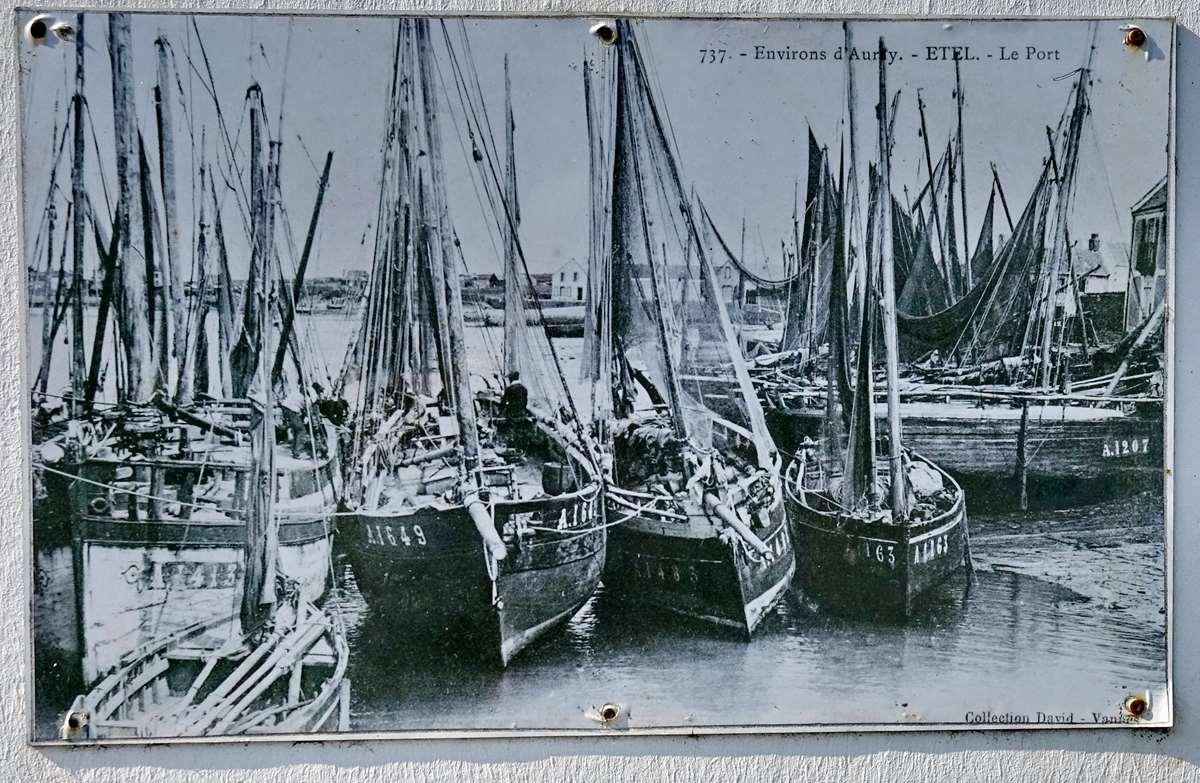 [Vie des ports] Etel d'aujourd'hui et son histoire de la pêche au thon Dsc05962